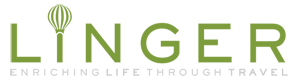 Linger Travel Logo