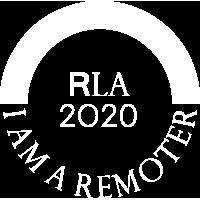 RLA 2020 - I Am A Remoter